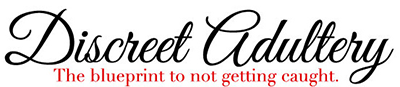 Discreet Adultery Logo